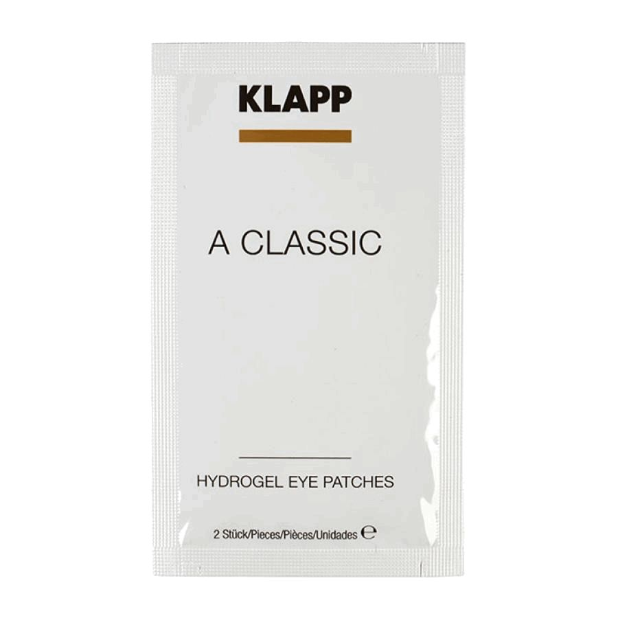 Патчи для век / A CLASSIC Hydrogel Eye Patches
