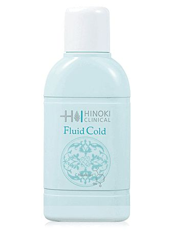 Молочко для массажа лица / Hinoki Clinical Fluid Сold