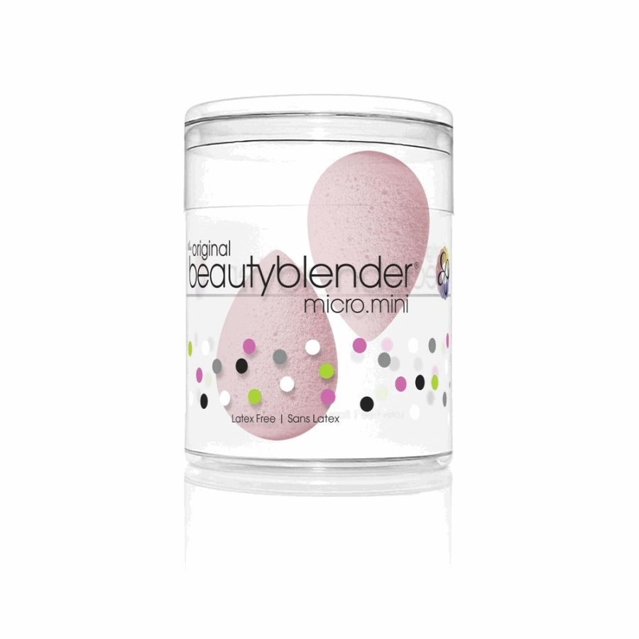 2 спонжа BeautyBlender Micro.Mini Bubble