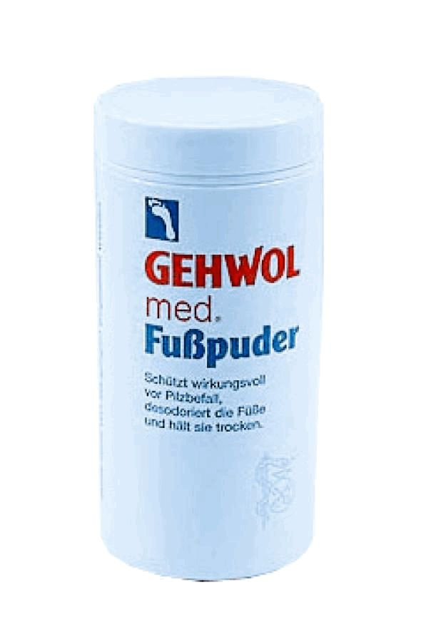 Пудра для ног / Gehwol med Foot Powder