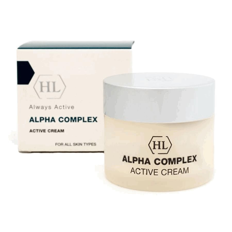 Активный крем / Alpha Complex Active Cream