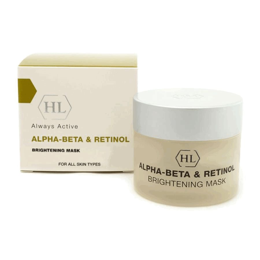 Осветляющая маска / ALPHA-BETA with RETINOL Brightening Mask