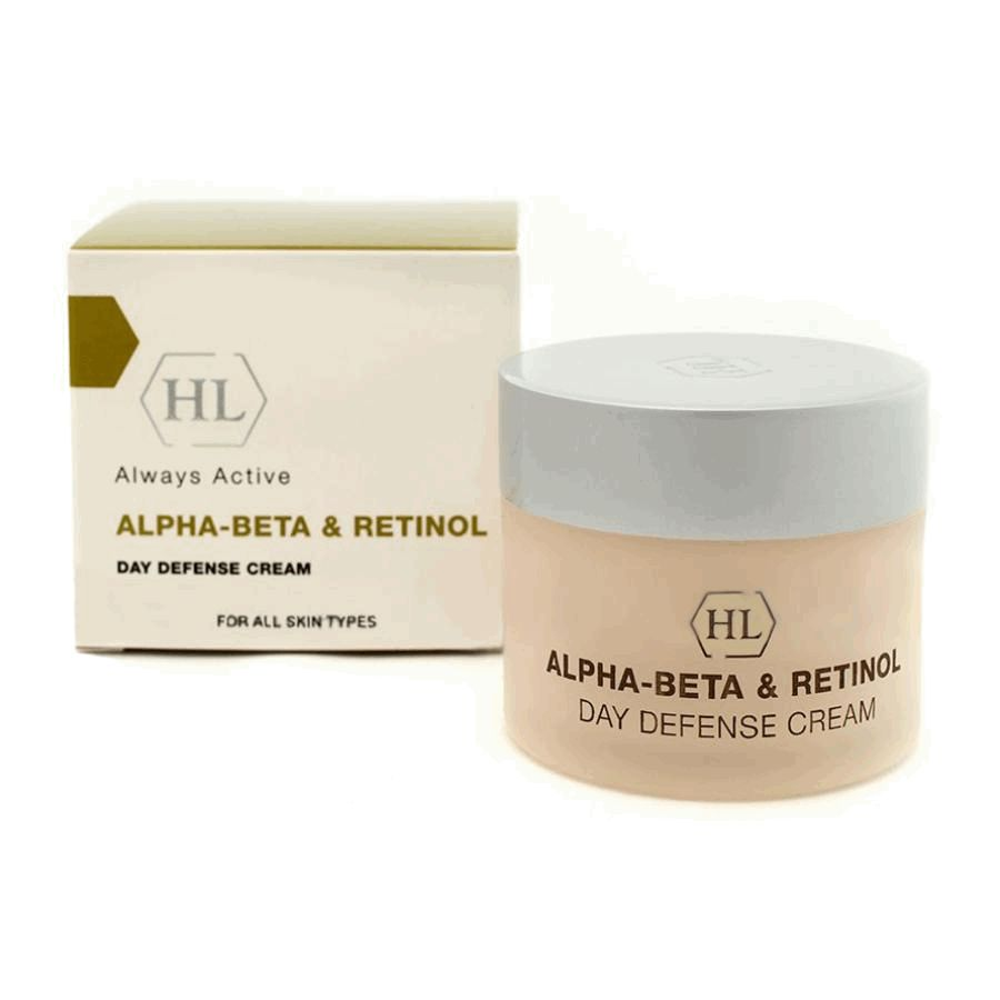 Дневной защитный крем / Alpha-Beta With Retinol Day Defense Cream SPF-30