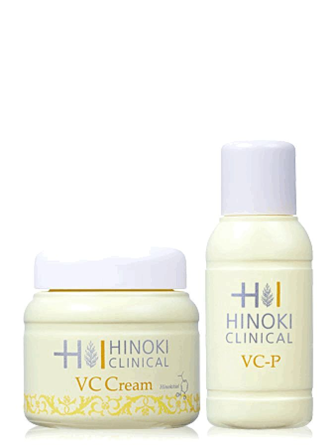 Крем с витамином С / Hinoki Clinical VC/VC-P Cream