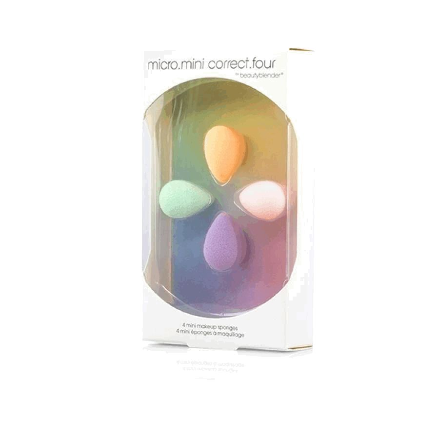 Спонжи BeautyBlender Micro.Mini Correct.Four