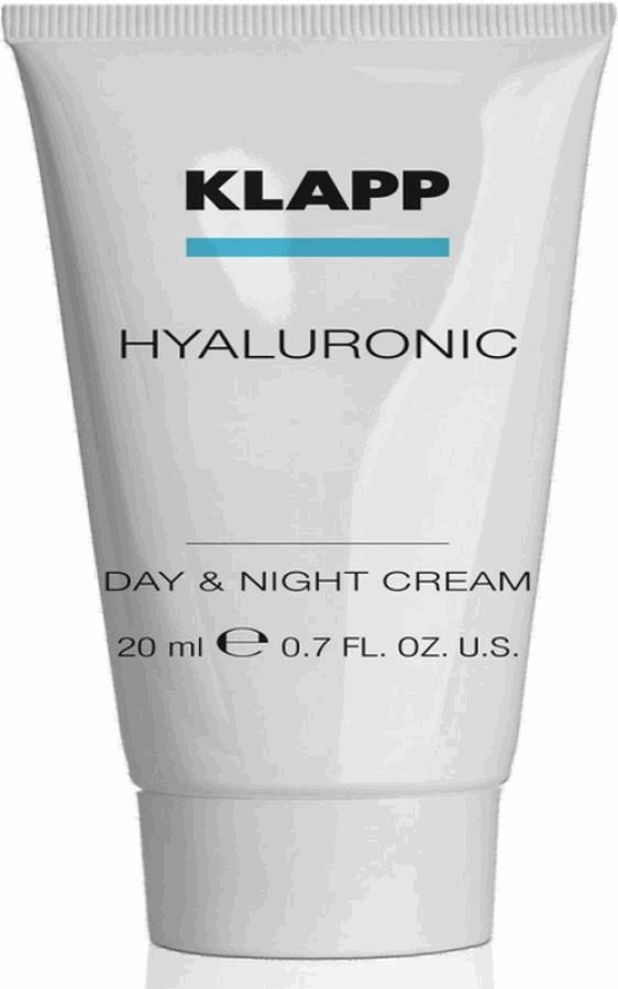 "Крем ""День-Ночь"" / HYALURONIC Daу & Night Cream"